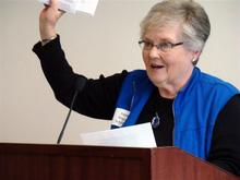 Jan Hogan talks about the Professional Development Research Grant -- the PDRG
