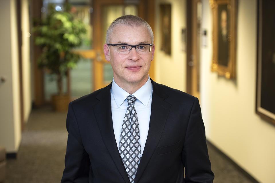Dean, Medical School; VP of Health Sciences