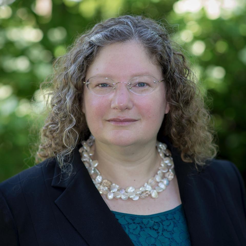 Dean of the MSU College of Social Science, Rachel Croson, 2018.