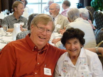Calvin (UMRA President-Elect) Kendall and Eleanor Kendall