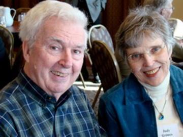Richard and Judy Grimes