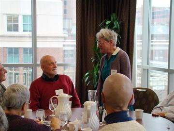 Luncheon guests November 22