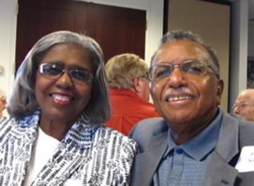 UMRA Board Member, Earl Scott and Rebecca Scott