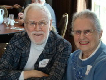 Roy and Blythe Thompson