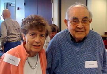 Speakers on Minnesota history, April UMRA, Ann Pflaum & Hy Berman