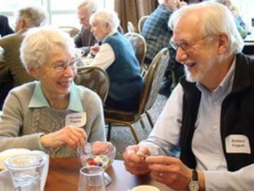 Meridith & Richard Poppele (Active and Happy UMRA Couple)