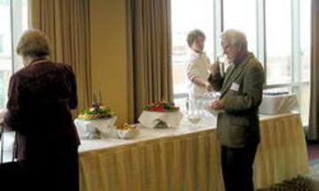 April 2006 Prospective Member Reception - Good Food and Drink