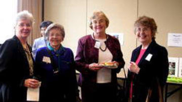 """April 2006 Prospective Member Reception - """"What More Could We Want?"""""""