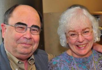 Dick and Mary Jo Skaggs