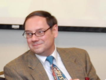 James Kakalios, U Physics Professor, Super Speaker on Super Heroes